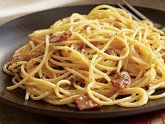 GRUPO-MOITA: Espaguete à carbonara italiana