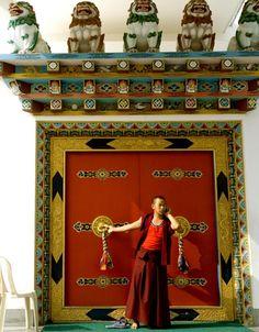 10 Mindblowing Buddhist Monasteries in India: Mindrolling Monastery, Dehradun