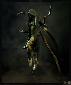Early during Mortal Kombat X production, I had the pleasure of creating the newcoming character D'Vorah. This is a render of the textured highres asset I created that was later optimized for the game model. Original concept by my colleague Mortal Kombat X Characters, Mortal Kombat Costumes, Mortal Kombat 2, 3d Character, Character Design, Kung Jin, Mortal Kombat X Wallpapers, Celtic Dragon Tattoos, Mileena