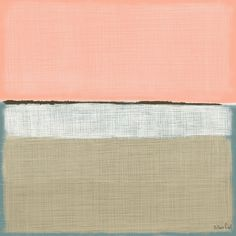 Abstraction inspirée by Marc Rothko  # abstraction # artwork # painting