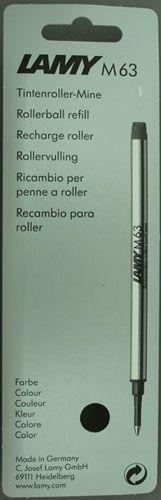 Lamy Black Rollerball Refill