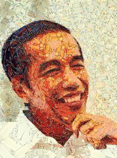 President of Indonesia Mr President, Joko, Vintage Ads, Presidents, Creativity, Paintings, History, Country, Drawings