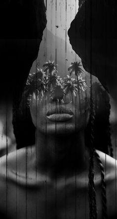 Artwork - double exposure
