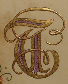Medieval Letter K Pictures and Ideas on Meta Networks Medieval Manuscript, Medieval Art, Calligraphy Letters, Typography Letters, Islamic Calligraphy, Illuminated Letters, Illuminated Manuscript, Lettering Design, Hand Lettering