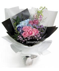 #sgbouquet #handbouquet #valentinebouquet #sgflorist #sgflowerdelivery