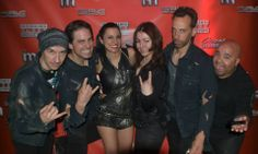 Photo by Dylon Coyne- Charetta on the red carpet at SLAKE in NYC- with my costar from our music video- Dee Dial -singer of Close to Death: https://www.youtube.com/watch?v=GTZJntaNt3A
