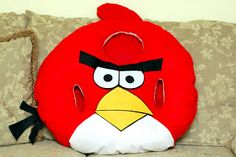 I'm the crazy lady with all the babies: Homemade Angry Birds Costume for under $7!
