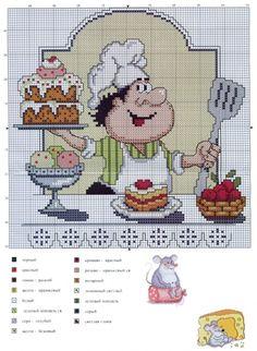 Cozinheiro 4