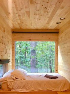 New York-based Getaway cabin