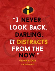 """Disney The Incredibles Movie Quote Print by Cre8T on Etsy, $3.00 Hey guys! Check out my Etsy Store, """"Cre8T"""", for more Prints Photography! -Tia"""