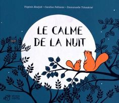 Le calme de la nuit - Virginie Aladjidi, Caroline Pellissier, Emmanuelle…