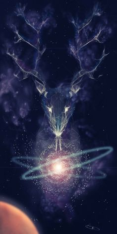 Birth of a Star by Jordan Rogers, via Behance