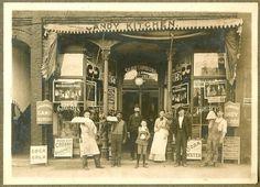 1920s -- Candy Kitchen in Spartanburg SC (STL Dody)