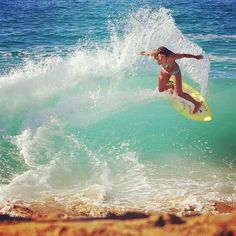 Nice cut… remember people skimboards do not have fins…