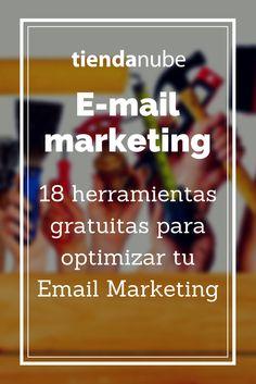 El email es una de las prácticas más económicas de marketing que existen. Por esto mismo es importante aprovechar al máximos todas las herramientas de gestión de campañas y de creación de templates disponibles gratuitamente en internet.. Lee el artículo completo en el blog de #TiendaNube