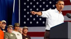 OBAMA RE-CLARIFIES ON 'YOU DIDN'T BUILD THAT,' WHILE ROMNEY ATTACKS JOBS REPORT