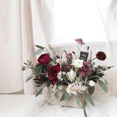 . . #해바라기 #핸드타이드 . . 느낌충만 해바라기 핸드타이드 꽃밤되세요 💛 Lesson Order 👉🏻Katalk ID vaness52 E-mail vanessflower@naver.com 📞070-7522-6813 . #vanessflower… Garden Images, Arte Floral, Blossom Flower, Flower Basket, Floral Arrangements, Christmas Wreaths, Floral Design, Projects To Try, Holiday Decor