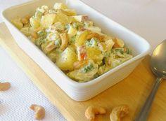 THERMOMIX: Salada de batata