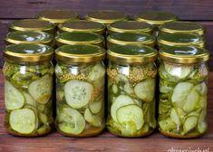 Pasta z lubczyku - maggi bez chemii i konserwantów - Obżarciuch Pickles, Cucumber, Mason Jars, Salads, Good Food, Pasta, Curry, Canning, Healthy
