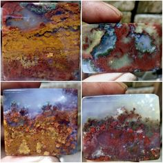 Mos Agate Moss Agate, Meat, Painting, Food, Beef, Meal, Painting Art, Essen, Paintings