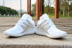 outlet store 9fb28 35220 Adidas Tubular Nova PK S80106 Mens Trainers Running shoes White Lighit grey   1-1705ADOR-221  -  72.00