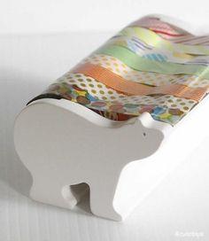 Bear Multi Roll Tape Dispenser (up to 8 rolls - back late April) - Tape Dispenser