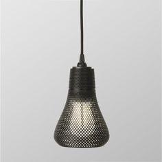 Kayan 3D printed lampshade