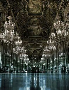 Garnier opera,Paris