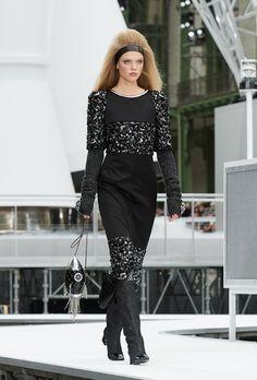 Le défilé Chanel automne-hiver 2017-2018