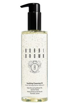 Bobbi Brown Soothing Cleansing Oil available at #Nordstrom