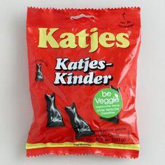 Katjes Licorice Cats, Set of 10