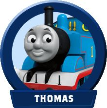 Thomas and friends... learn their names.