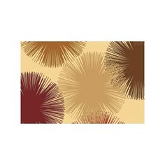 Rugs America Torino Fireworks Abstract Rug, Beig/Green (Beig/Khaki), Durable