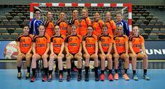 Estavana Polman met Oranje Handbaldames Netherlands, Holland, Female, Sports, Handball, The Nederlands, The Nederlands, Hs Sports, The Netherlands