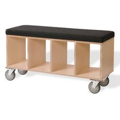 Benches - Features: Custom Made-Storage | AllModern