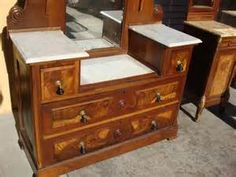 Antique Furniture American Antique Victorian Dresser Antique Bedroom ...