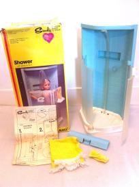 1978 Vintage Sindy Doll Furniture--Shower in Original Box Sindy Doll, Barbie, My Youth, Doll Furniture, Bathroom Sets, Childhood Memories, Growing Up, Thursday, Rocks