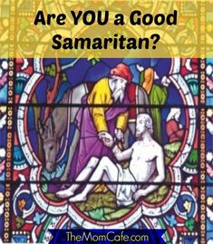 Are You A #GoodSamaritan? Read this to understand what the #Bible says about helping others. #Christian #inspiration and #encouragement in this #devotional.