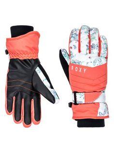 roxy ski gloves