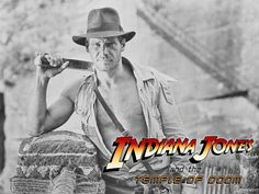 Indiana Jones Movies! Mmm I do love me some young Harrison Ford!