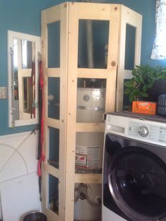 33 Best Hide Water Heater And Furnace Images Laundry