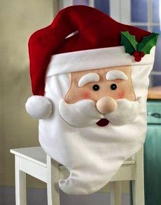 2 servilleteros Santa Claus secreto servilletas anillos de Navidad