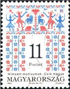 Issued in Hungary Stamp World, Email Programs, Love Stamps, Mail Art, Stamp Collecting, Postage Stamps, Hungary, Folk Art, Messages