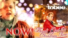 Tobee - Thank God it´s Christmas Time, Trailer - Wonderful Christmas Song. Video made in London. #Christmas #Music #Song #Xmas #Sensual