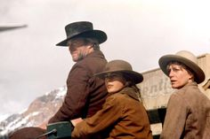 """C.Eastwood-Carrie Snodgress-S.Penny- """"Pale Rider"""""""