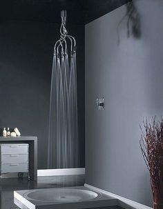 Une Pomme de douche Design decodesign / Décoration