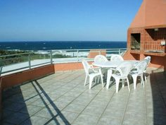 Aldabra - This is a lovely self-catering apartment situated in a secure complex, in St Michael's on Sea.  It has beautiful views over the ocean and is only a short walk to the sandy beach.  The apartment consists ... #weekendgetaways #margate #southafrica