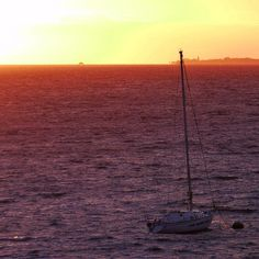 #Picoftheday #Sunset #Nautical #Sailboat #Prints and Merchandise at http://rdbl.co/1MNDKAa
