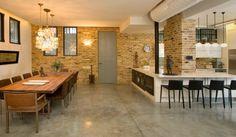 I love concrete floors