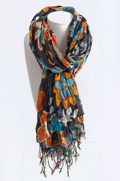 Scarves now available! Get yours today ladies!